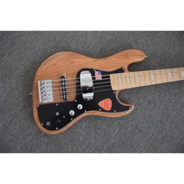 Custom Baixo F Marcus Miller Signature 5 String Jazz Bass