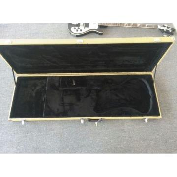 Custom  Build 4003 Bass Hard Case Black and Cream Tweed Available