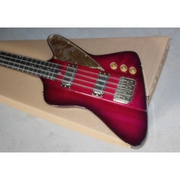 Custom Shop Thunderbird Krist Novoselic Purple Burst 8 String Bass