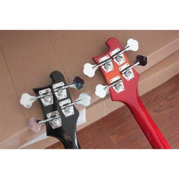 2 Pcs Fireglo Jetglo Rickenbacker 4003 Bass