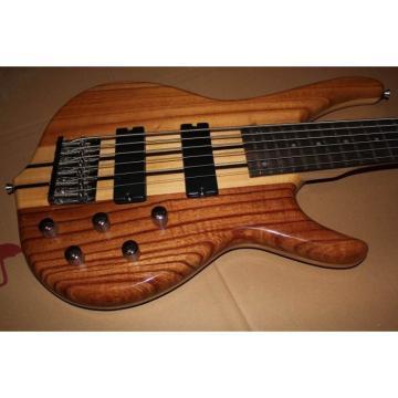 Custom Shop Natural Ken Smith Bass