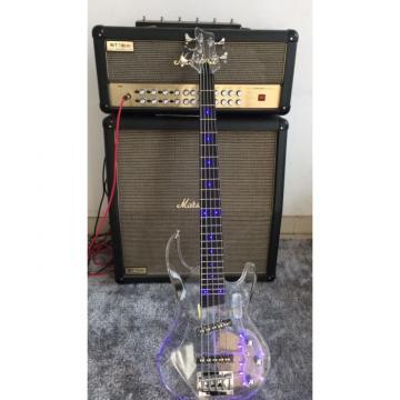 Custom Shop HS 5 String Acrylic LED Bass