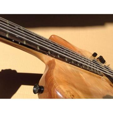 Custom Shop Fordera 5 String Bass Natural