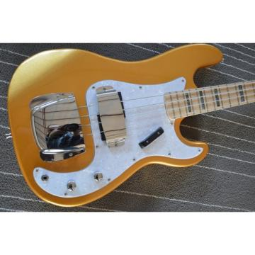 Custom Shop Gold P Bass Jazz Guitar