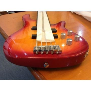 Custom Shop Fireglo 5 String Electric Bass