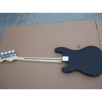Custom Shop Fender Black Squier Bass Special