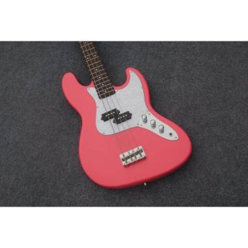 Custom Shop American Pink 4 String Jazz Bass
