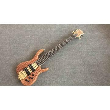 Custom Shop 6 String Natural Ken Smith Bass