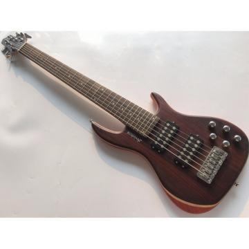 Custom Shop 6 String Bass Strinberg Chrome Hardware