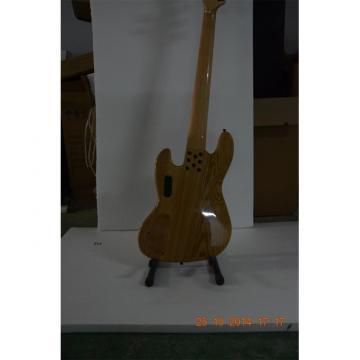 Custom Shop 6 String Natural Smith Bass
