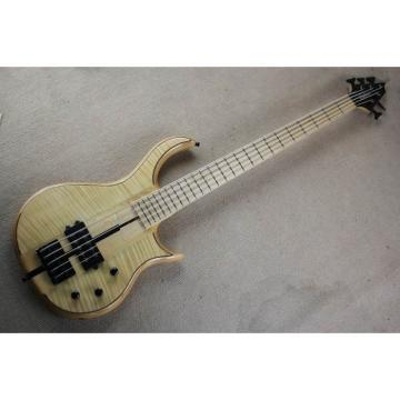 Custom Shop 5 Strings Warrior Flame Maple Top Bass