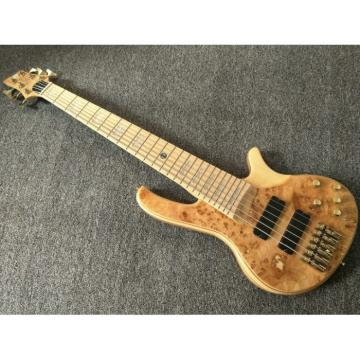 Custom Made Butterfly Fodera 6 Strings Bass