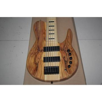 Custom Fordera Standard 6 String Bass Neck Through Body