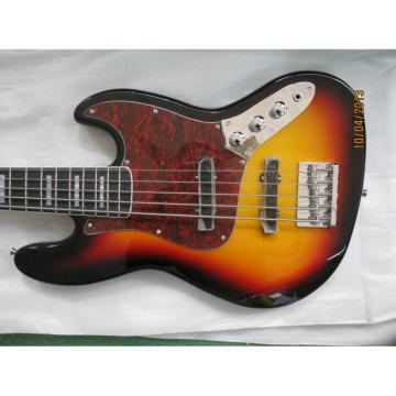 Vintage Sunburst Jazz Master Electric Jazz