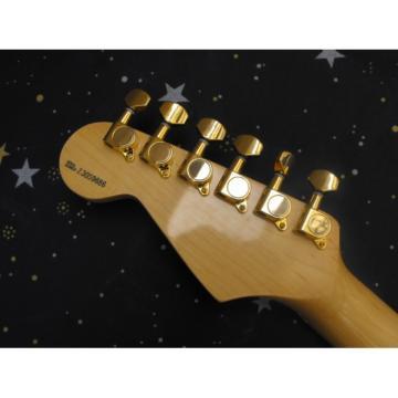 Vintage Fender Stratocaster Electric Guitar