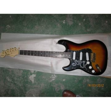 Vintage Fender Stevie Ray Vaughan Left Handed SRV Electric guitar