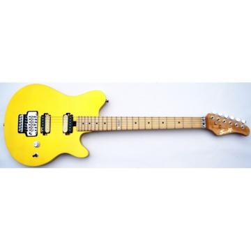 Super Yellow SRM 400 Electric Guitar