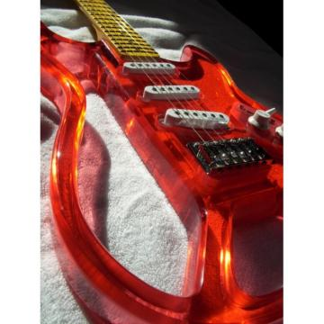 Phantom Red Logical Electric Guitar