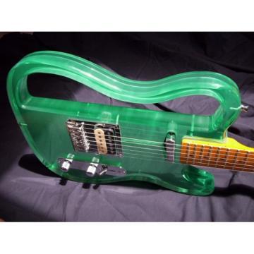 Phantom Green Logical Electric Guitar