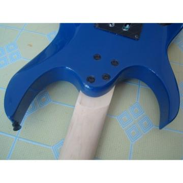 Paul Gilbert Ibanez Jem 7 Vai Blue Electric Guitar