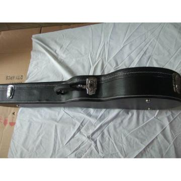 New Electric Guitar Black Hardcase