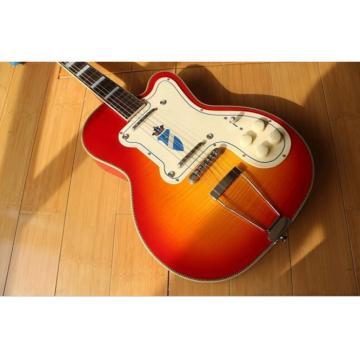 Kay Thin Twin Electric Guitar Sunburst