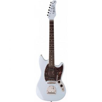 Jay Turser MG-2 Series Electric Guitar Sonic Blue