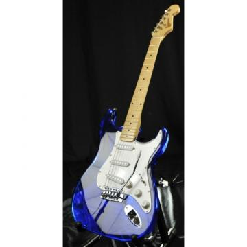 Jimi Blue Logical Electric Guitar