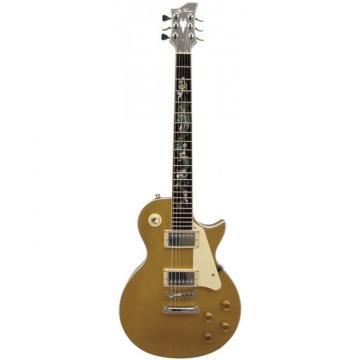 Jay Turser 220D Serpent 1 Series Electric Guitar Gold Top