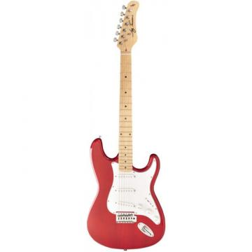 Jay Turser 300M Series Electric Guitar Trans Red