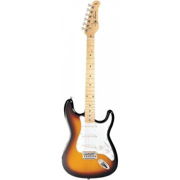 Jay Turser 300M Series Electric Guitar Tobacco Sunburst