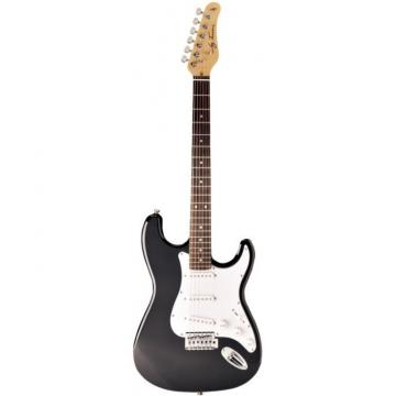 Jay Turser 300 Series Electric Guitar Black