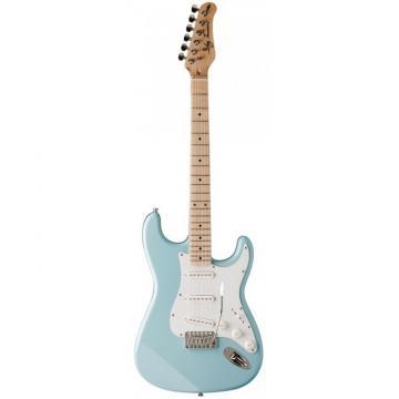 Jay Turser 300M Series Electric Guitar Daphne Blue