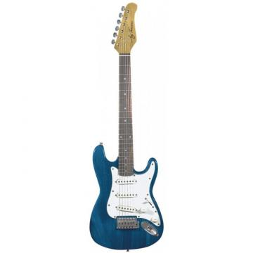 Jay Turser 30 Series 3/4 Size Electric Guitar Trans Blue