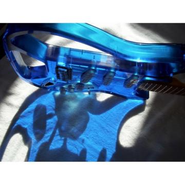 Ghost Blue Logical Electric Guitar