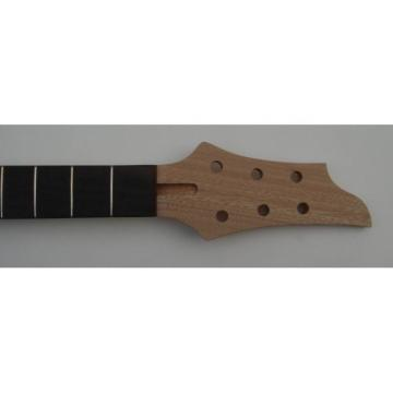 Ebony Wood Fingerboard Unfinished Electric Guitar Neck