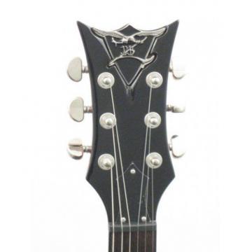 DBZ Royale FM amber Tobaccoburst Electric Guitar