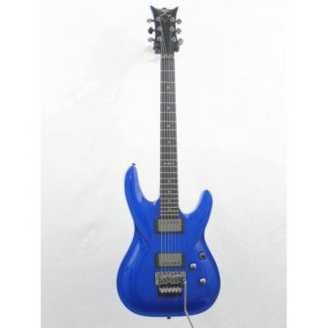 DBZ Diamond Beachetta FR-BL Bright Blue Electric Guitar Floyd  Rose