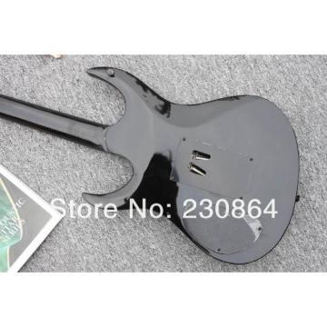 Custom Washburn XM Flame Maple Veneer Passive Pickup Electric Guitar