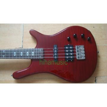 Custom Washburn Red Electric Guitar