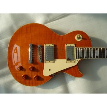 Custom Shop Sunburst Tokai Electric Guitar