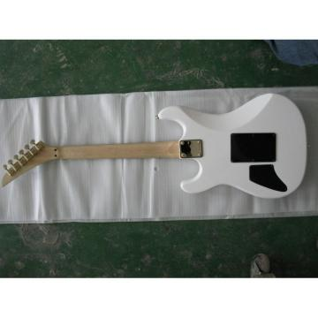 Custom Shop White Star Kramer Electric Guitar
