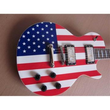 Custom Shop USA Flag Standard Electric Guitar