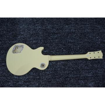Custom Shop Unfinished Cream Rhandy Rhoads Electric Guitar
