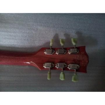 Custom Shop Tiger Pink Maple Top Standard Electric Guitar