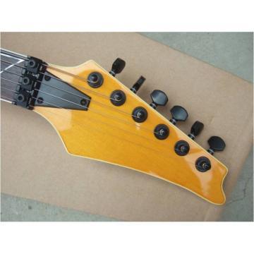 Custom Shop Sunburst Flame Maple Top Electric Guitar