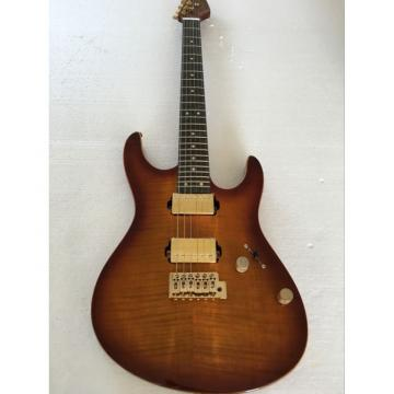 Custom Shop Suhr Tiger Maple Top 6 String Electric Guitar