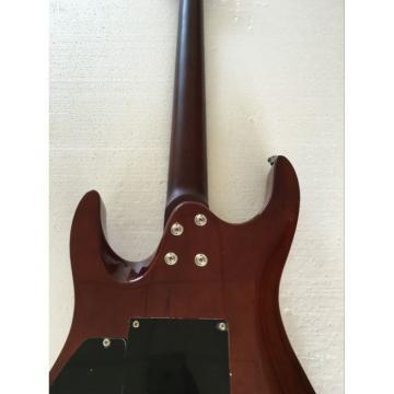 Custom Shop Suhr Red Burgundy Maple Top Electric Guitar Floyd Rose