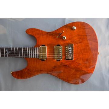 Custom Shop Suhr Flame Maple Top Seymour Duncan Electric Guitar