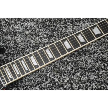 Custom Shop SG Black Red Stripe Electric Guitar